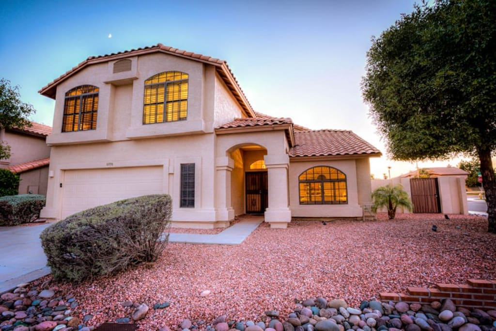 Amazing home arrowhead ranch houses for rent in - 4 bedroom houses for rent in glendale az ...