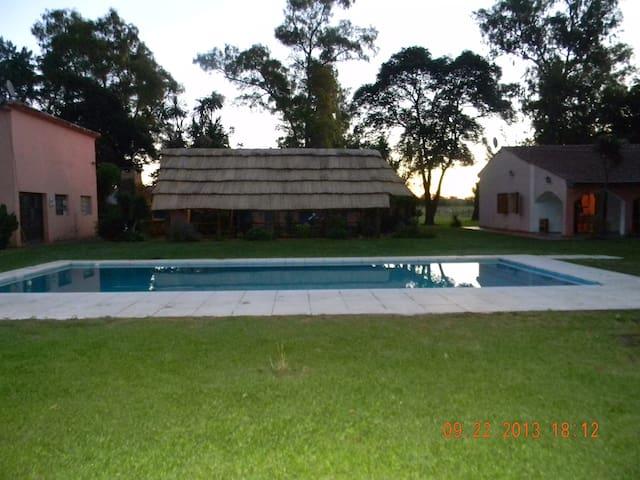Quintas en AlquilerTemporario campo