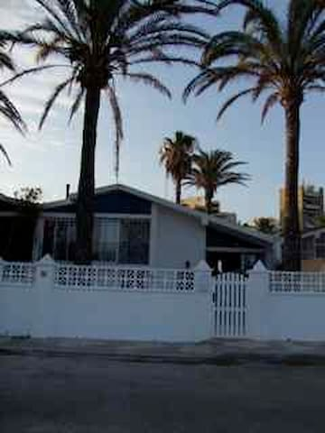 Mediterranean Beach House - Cartagena - Villa