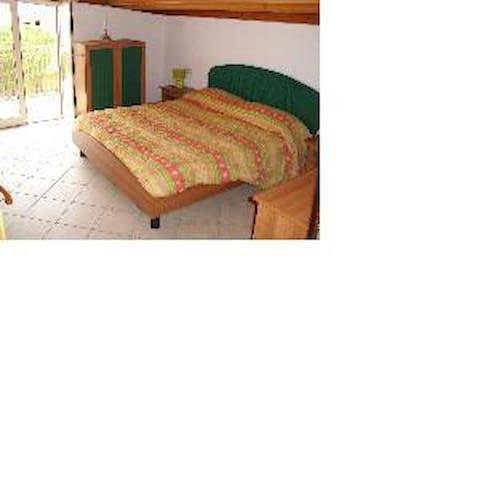 Mansarda vista monte - Rocca - Bed & Breakfast