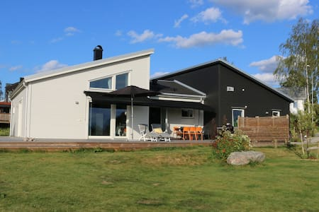 Modern villa in peaceful area - Knivsta