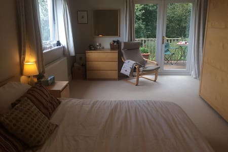 Stirling, spacious room with views - Thornhill - Bungalow