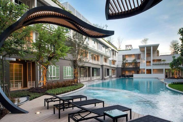 Autumn A106 by huahin holiday condo
