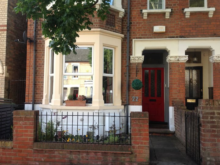 Two rooms, Central Bedford