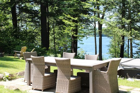 Lac Orford, Australe, Chalet & Spa