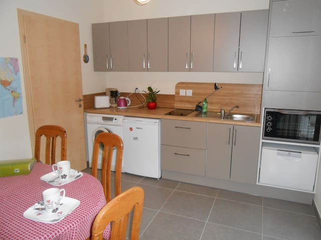 Gite Damaris 1 - Obersteinbach - Apartment