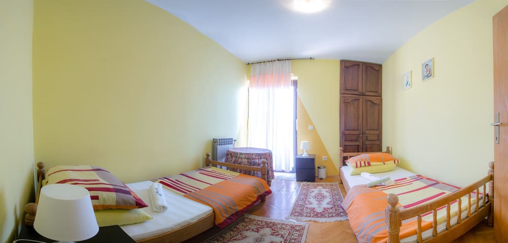 Comfy apartment near Poreč - Kukci - Haus