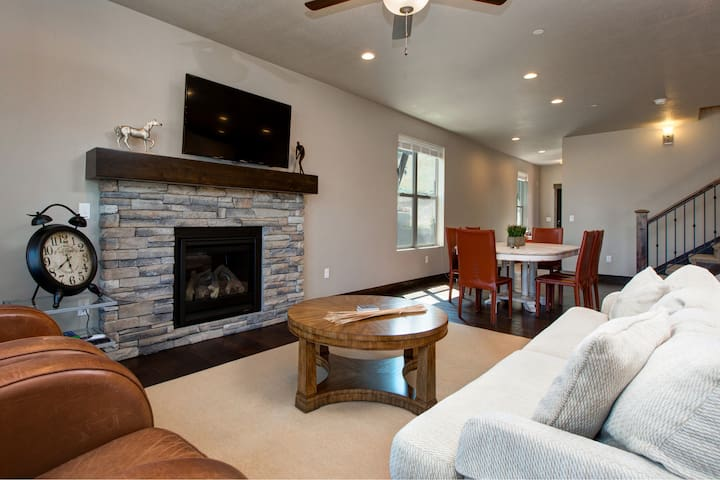 5BR Mountain Luxury in Park City - Kamas - Casa a schiera