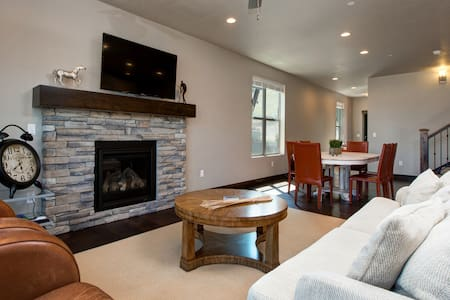 5BR Mountain Luxury in Park City - Radhus