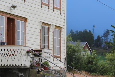 Villa Rustic, Standard w/double bed - Strandadalen - 住宿加早餐