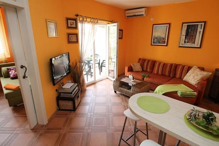Lux 2 bedroom apartment in Becici