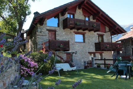 Vacanze in Valle d'Aosta - 因特羅德(Introd)