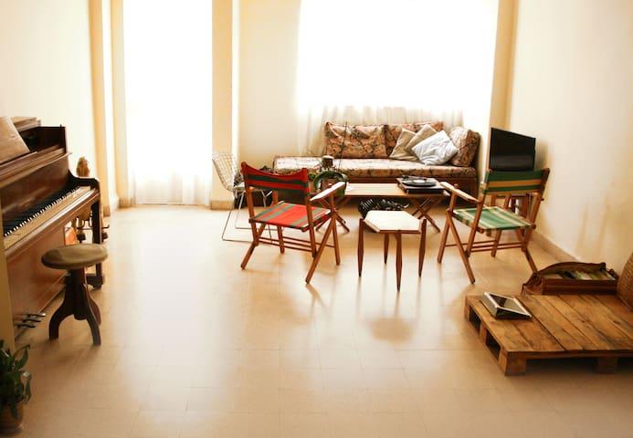 Getaway Flat in the Heart of Beirut - Beirut - Lägenhet