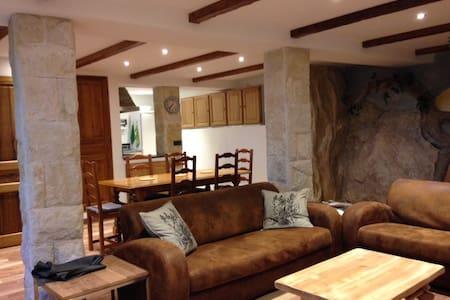 petit mas en pierres - Tourrettes-sur-Loup - Villa
