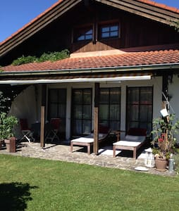 Romantik Bungalow - Huglfing  - House