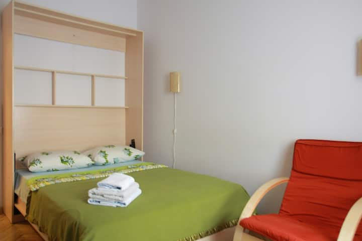 Уютная квартира в центре Киева (Золотые ворота)
