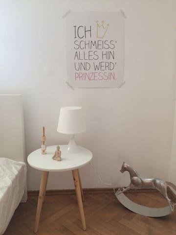 Süßes 2Zi Appartement bei Frankfurt - Heusenstamm