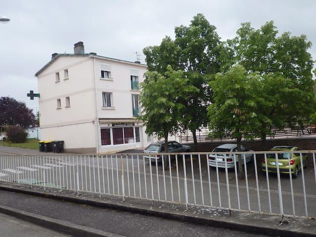 Studio 26m2 - Saint-Dié-des-Vosges