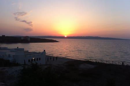posto ideale per rilassarsi al mare - Calasetta - Appartement