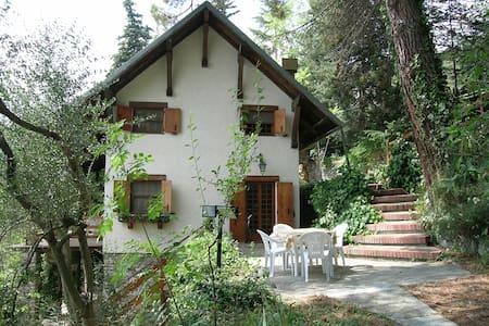 Country House Villa Linda Garden - Pieve di Teco