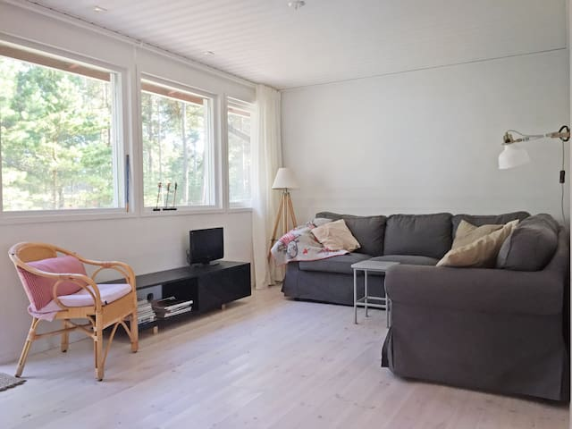 Cottage in Trouville, Sandhamn - Sandhamn - Srub