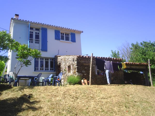 Maison au calme a 15 mn de la mer - Saint-Vincent-sur-Graon - Ház