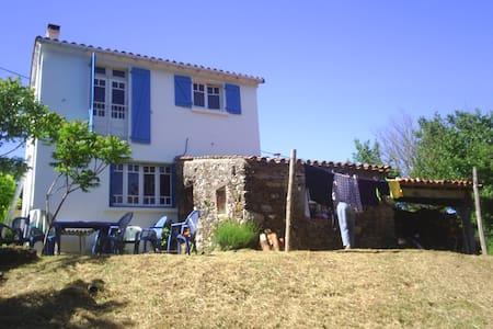 Maison au calme a 15 mn de la mer - Saint-Vincent-sur-Graon
