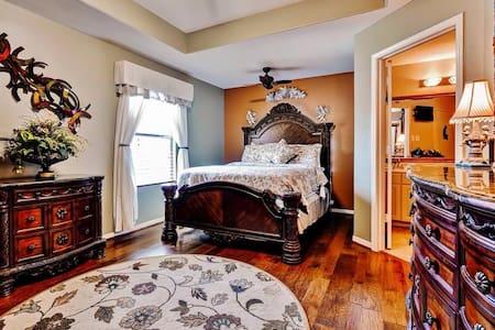 CASA Capucine's honeymoon suite - Humble