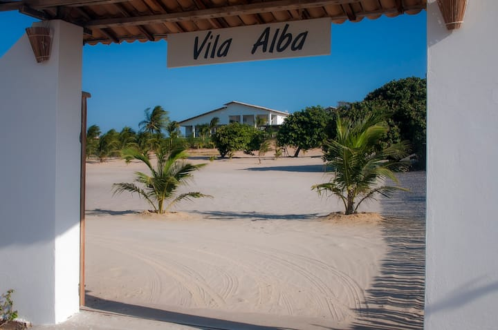 Vila Alba - Pontal do Maceió Beach !