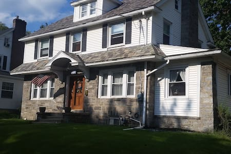 DNC 2016 - Suburban Philly Home - Drexel Hill - House
