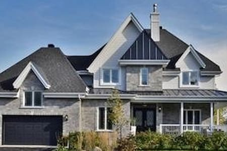 Luxury home near Montreal - Saint-Basile-le-Grand - Ház