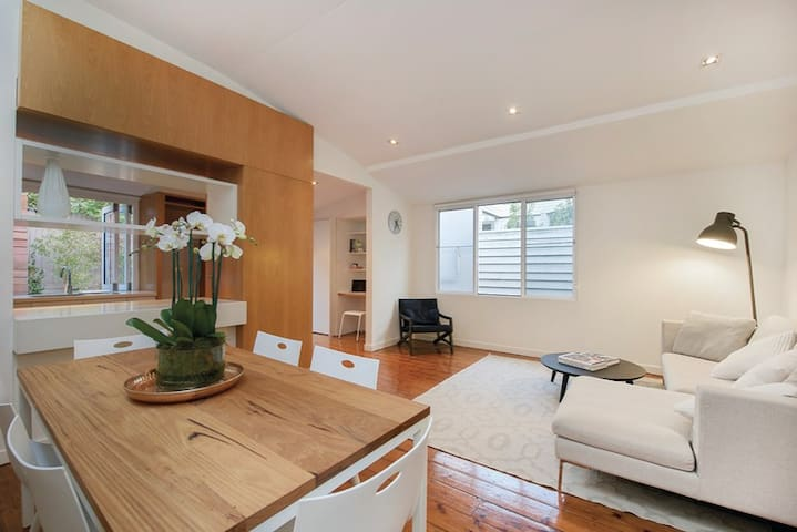 Inner city sanctuary in Prahran - Prahran - House
