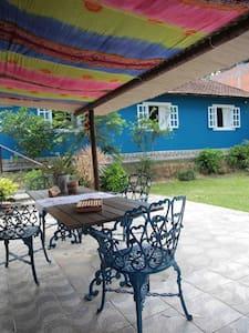 Pousada Casa Azul - Lumiar - Nova Friburgo