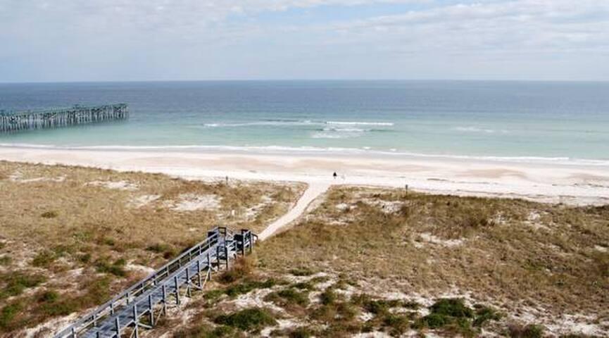 OCEANFRONT Amelia Island!! - Fernandina Beach - Condominium