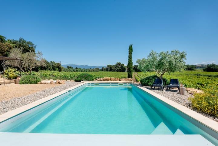 """Pretty house in Provence """"la maison Chabrette"""""""