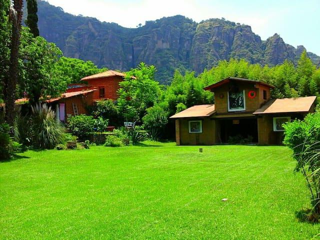 Hacienda Santa Rosalia Tepoztlan