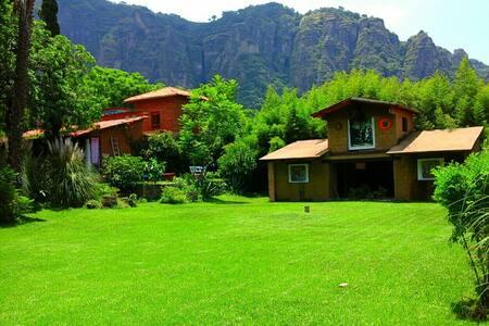Hacienda Santa Rosalia Tepoztlan - Tepoztlán