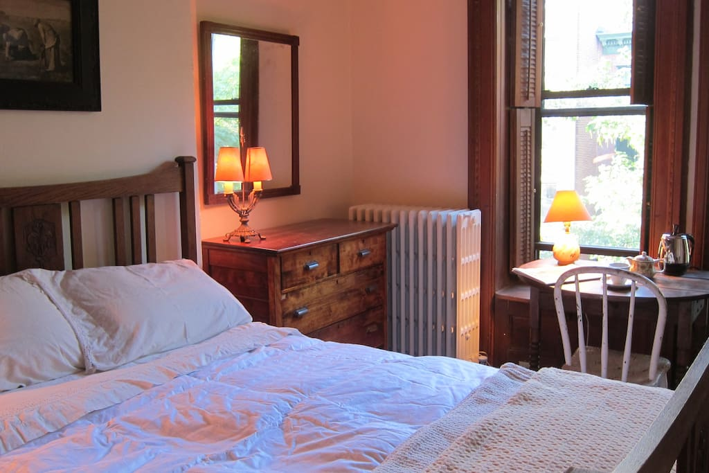 Historic, Brooklyn brownstone,  Private Rooms