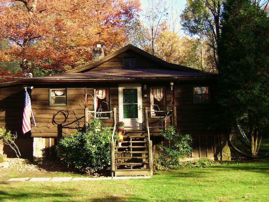 artistic cozy ligonier cabin 3 bedrooms cottages for