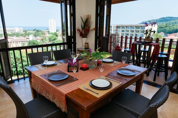 Baan Searenity Seaview Villa Phuket