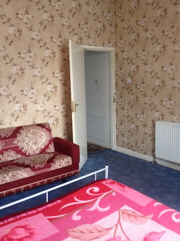MASSIVE!! room with your own sofa suite + more space to move around!!
