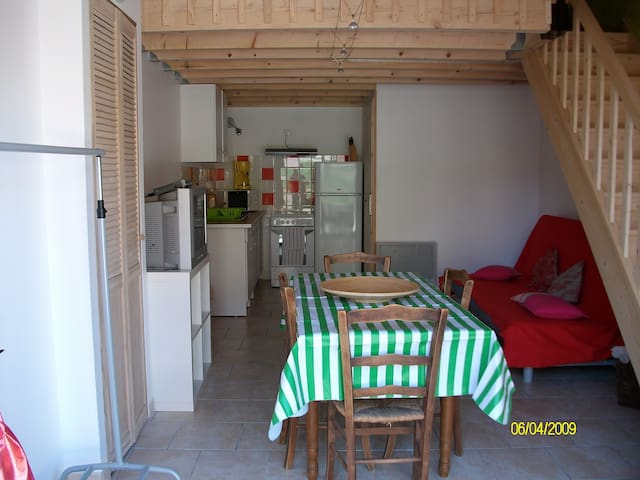 appartement a la montagne - Puyvalador - Apartment