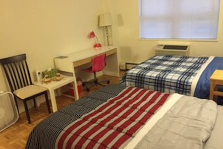 Cozy room near Coolidge Corner
