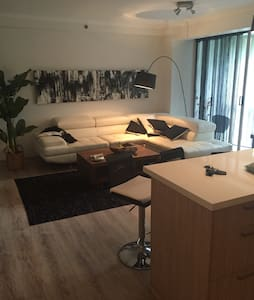 Modern apartment near city and Chatswood - Apartment
