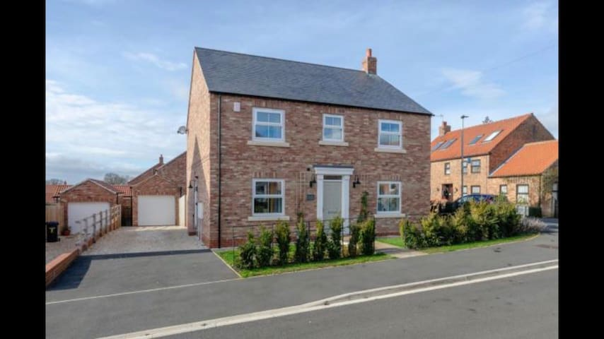 Stunning  private home near to York and the coast.