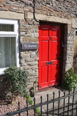 Ty Bychan (little house). - Hay-on-Wye - Casa
