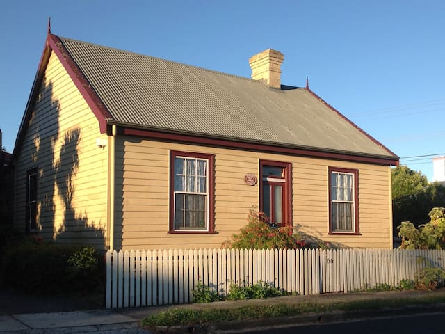 Rosalie Cottage - Devonport - บ้าน