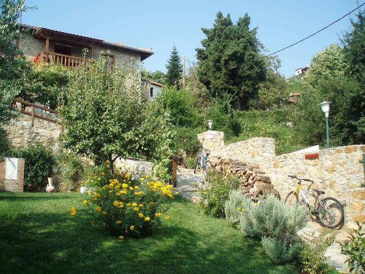 Stone House -Sea and mountain -ΕΟΤ0725Κ92000469401