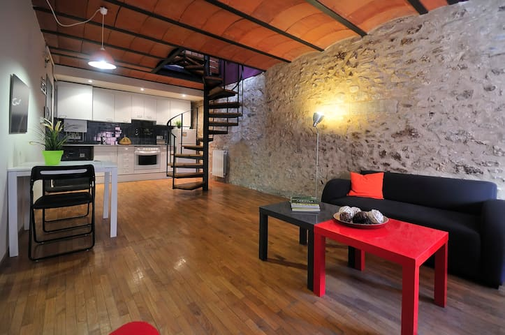 Legends in the heart of Girona - Girona - Apartamento