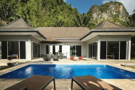Eden Villas-Krabi-Pool Villa-Free Car-Sunset Villa